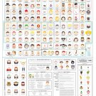 South Park Charted Poster 24x32 inches