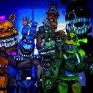Five Nights At Freddys Poster 18x24 inches (45x60cm)
