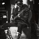 Lemmy Kilmister Motorhead Poster 18x24 inches