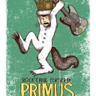 Primus Concert Poster 12x19 inches