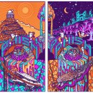 Phish Set 2 Concert Poster 10x19 inches