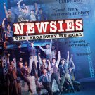 Disneys Newsies The Broadway Musical Poster 12x19 Inches