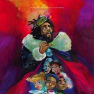 J Cole K.O.D Album Cover Poster 12x12 inches