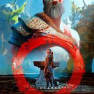 God Of War 4 Poster Print 12x19 inches