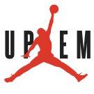Jordan Supreme  Poster 18x24 inches
