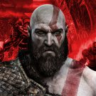 God Of War 4 Poster 18x24 inches