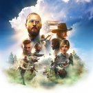 Far Cry 5  Poster 25x25 inches