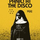 Panic At The Disco Tour   Poster 24x36 inches