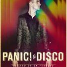 Brendon Urie Panic At The Disco  Poster 18x24 inches