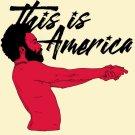 Childish Gambino This is America Poster 12x12