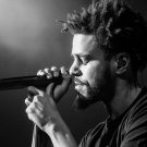 J Cole Photo Paper  Poster 18x24 inches