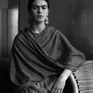 Frida Kahlo  Photo Paper Poster  18x24 inches
