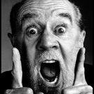 George Carlin  Photo Paper Poster  12x19 inches