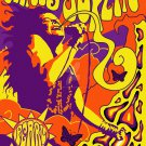 Janis Joplin  Poster 18x24 inches