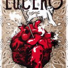 Lucero  Poster 12x19 inches (32x49cm)