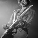Keith Richards Rolling Stones Photo Paper  Poster 12x19 inches