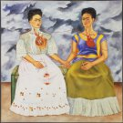 Frida Kahlo  Photo Paper Poster  20x20 inches