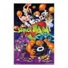 Space Jam vs Monstar  Poster 12x19 inches (32x49cm)
