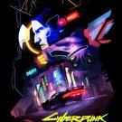 Cyberpunk 2077  Poster Print 12x19 inches