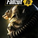 Fallout 76  Poster 12x19 inches