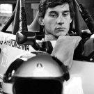 Ayrton Senna   Photo Paper Poster Print 12x19 inches