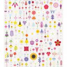 American Blooms  Poster 24x32 inches