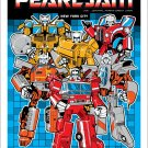Pearl Jam Concert   Poster 12x19 inches