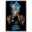 Wiz Khalifa   Poster 24x36 inches