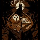 The Avett Brothers Concert  Poster 12x19 inches