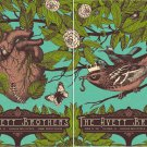 The Avett Brothers Set 2 Poster 12x17 inches