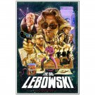 The Big lebowski Movie  Poster 24x32 inches