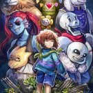 Undertale  Poster 12x19 inches