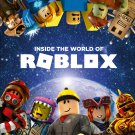 Inside the World of Roblox Poster 24x36 inches