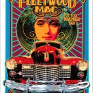 Fleetwood Mac Tour Poster 18x24 inches