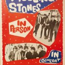 The Rolling Stones Concert   Poster 12x19 inches
