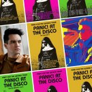 Panic At The Disco   Poster 12x12 inches