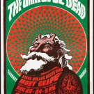 The Grateful Dead Tour  Poster 12x17 inches