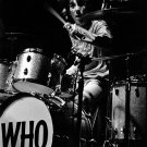 The Who Keith Moon Satin Photo Paper  Poster 12x17 inches