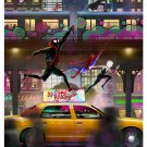 Spider Man into the Spider Verse Movie Poster 18x24 inches