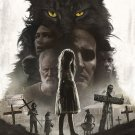 Pet Sematary Movie Poster Stephen King 18x24 inches