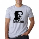 Saddam Hussein i am the legend tshirt for men and boys