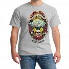 California  tshirt high quality  and cheapest price tshirt for men