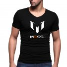 Messi  black T shirt for men and women