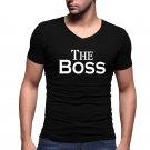 The Boss black tshirt high quality  and cheapest price tshirt for men
