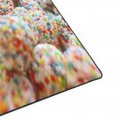 FREE SHIPPING do you like chocolate this for you size 40x50 blanket for adult and children