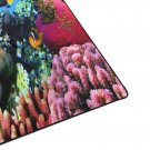 FREE SHIPPING beautiful UNDER water design size 58X80 blanket