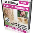 151 Ultimate Beauty Secrets