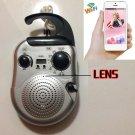 Wifi Spy Camera HD 1080P Hidden Radio Camera For iOS/Andriod System