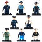The Marine Corps Duties Unit Lego Toys Army Minifigure Building Block Toys