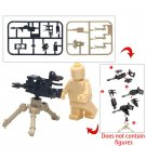 MK19 Automatic Grenade Weapon Accessories Lego Toys Minifigure Building Block Toys
